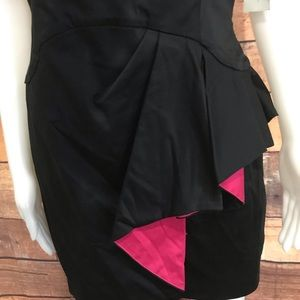 French Connection Dresses - NWT French Connection One Shoulder Dress Sz 10